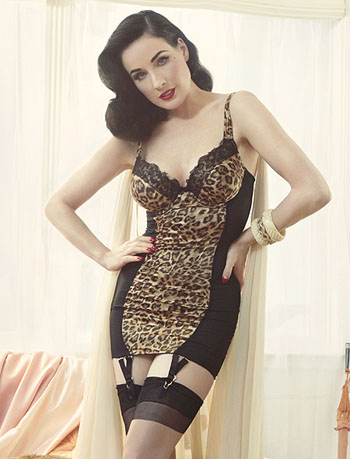 Dita Von Teese Presents The Second Lingerie Collection