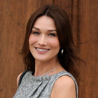 First Lady of France Carla Bruni