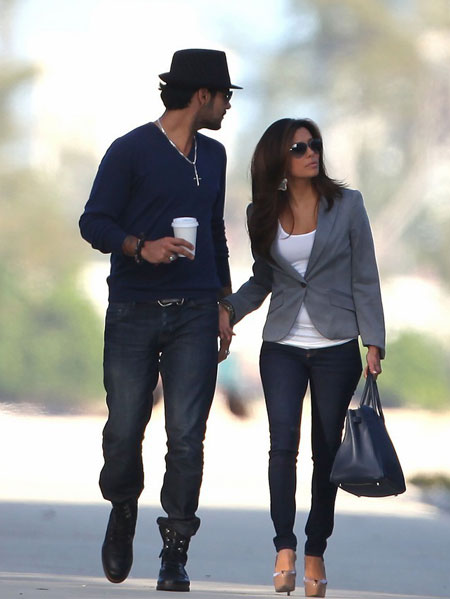 Eva Longoria Lost Weigth After Divorce Celebrity Gossip
