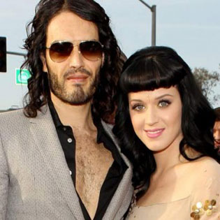 Russell Brand filed for divorce