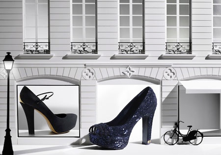Louis Vuitton shoes collection