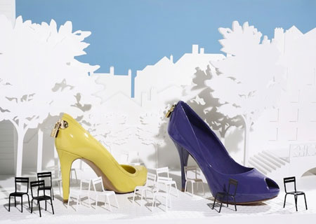 Louis Vuitton Footwear collection 2012
