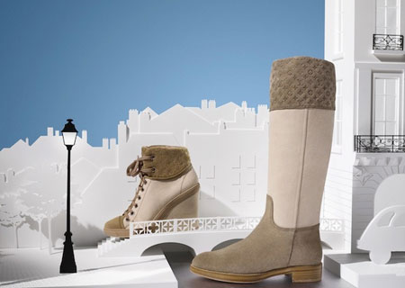 Louis Vuitton Boots Spring 2012