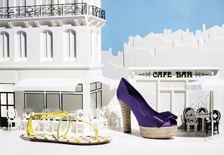 Louis Vuitton Shoes Spring Summer 2012 Pre-collection