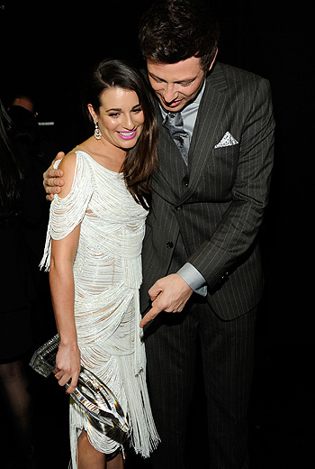 lea and cory dating 2012