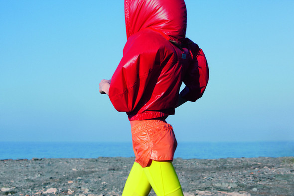 Adidas by Stella McCartney: Jogging