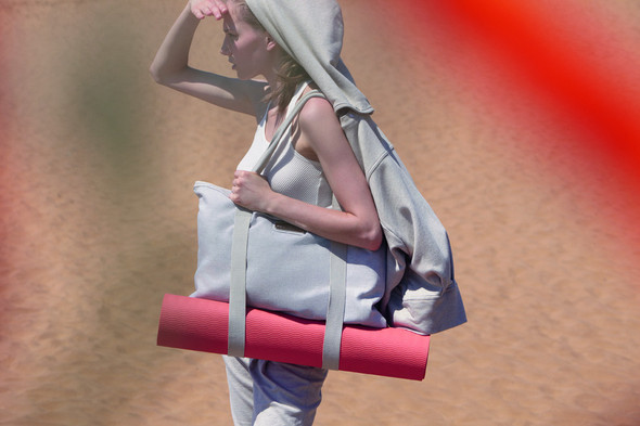 Adidas by Stella McCartney: Yoga Bag and Matt