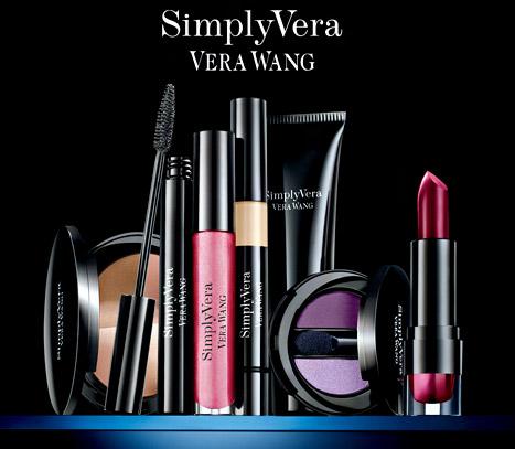 Vera Wang's Makeup Line