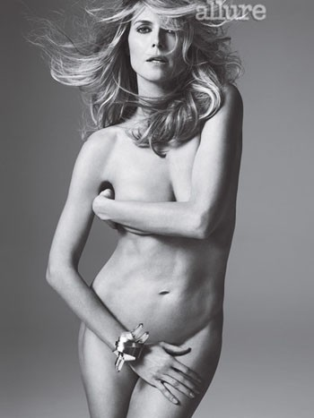 Heidi Klum, 38