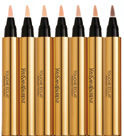 Touche eclat concealer by yves saint laurent turns 20 for Bureau yves saint laurent