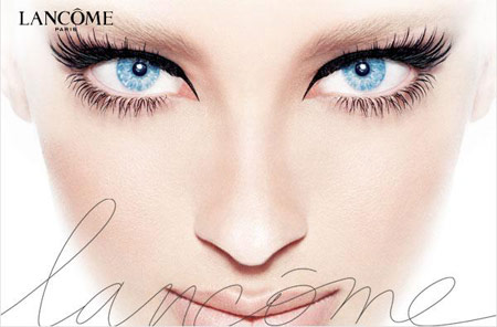 Lancome Summer 2012 Look