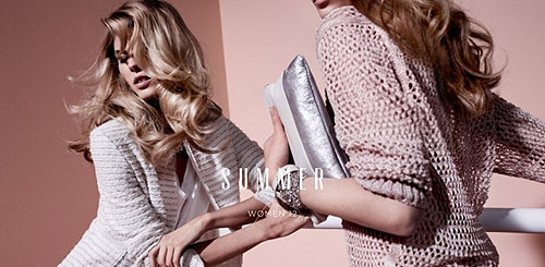 Massimo Dutti SS 2012 Collection
