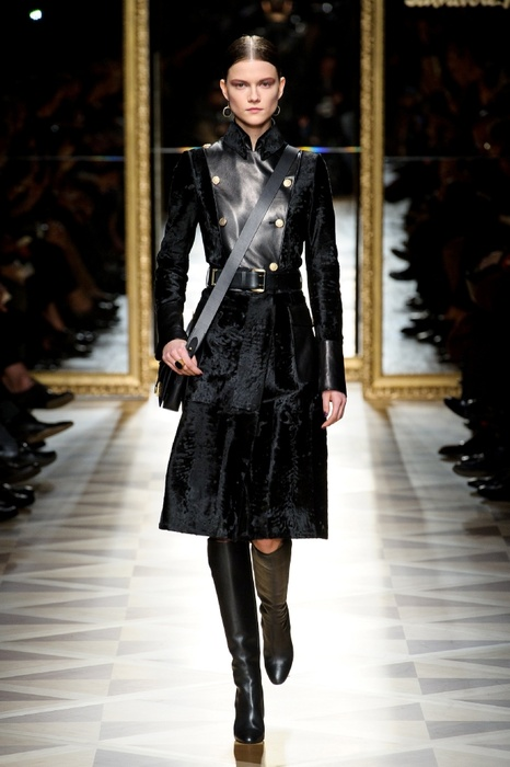 Salvatore Ferragamo Military Collection FW 2012-2013