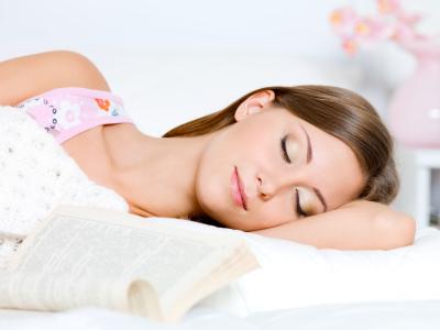 Long Sleep Promotes Weight Loss