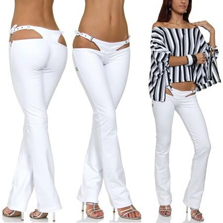 Jeans bikini pants