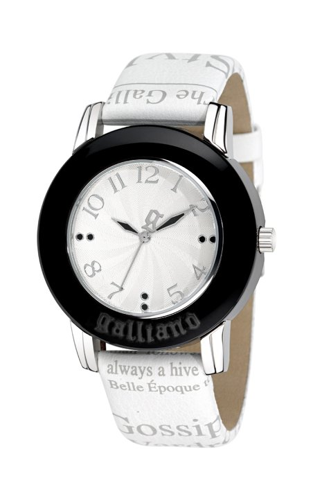 John Galliano Summer 2012 Wristwatch Collection