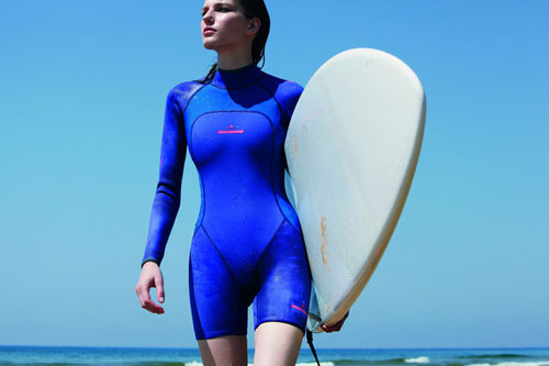 adidas by Stella McCartney: Wetsuit