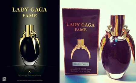 Lady Gaga Flame Fragrance