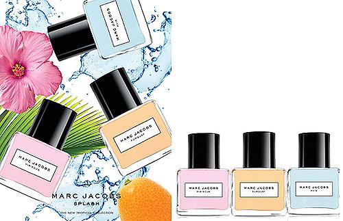 8 Hottest Fragrances of Summer 2012 Marc Jacobs