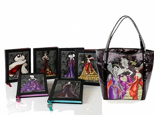 Beauty Collection by Disney Villains Designer