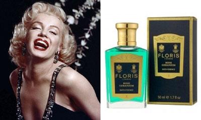 Chanel #5 Wasn't Marilyn Monroe's Favorite Fragrance