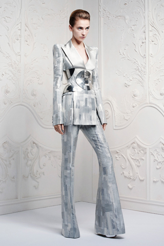 David Bowie Inspires Alexander McQueen Spring 2012 Line