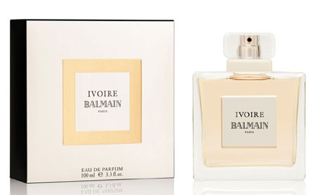 New Fragrance Balmain Ivoire