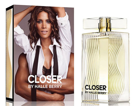 New Fragrance Closer by Halle Berry