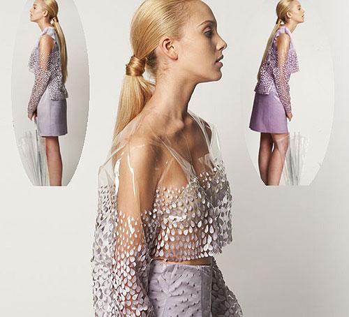 Rain Palette Dresses by Dahea Sun