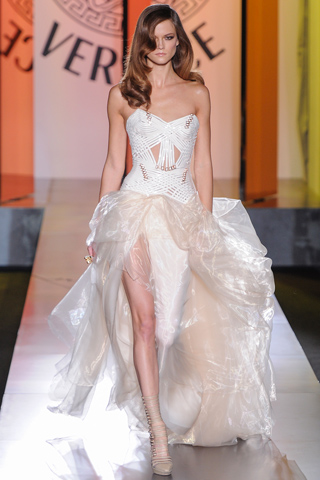 Versace haute couture 2012