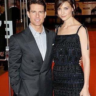 Tom Cruise & Katie Holmes divorce