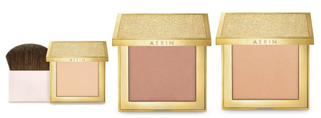 First Makeup Products by AERIN