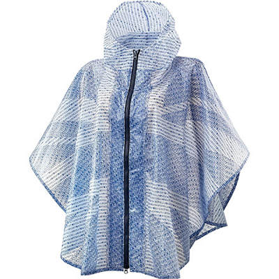 Stella McCartney designed GB printed cape