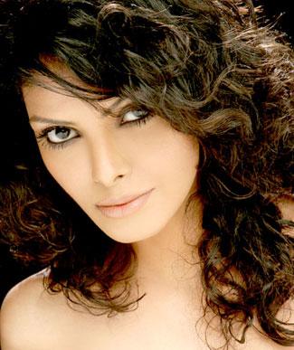 Bolywood Star Sherlyn Chopra Poses for Playboy