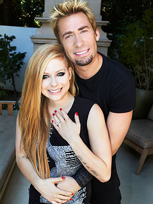Avril Lavigne's 14-Carat Engagement Ring Details