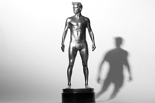 David Beckham by H&M in Bronze