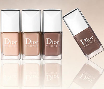 Dior Nail Polishes - september 2012
