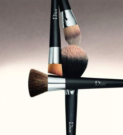 Dior brushes