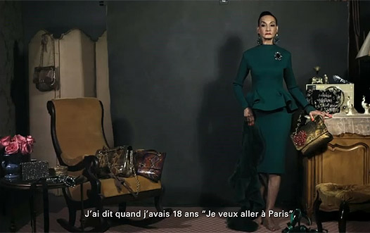 Regular Folks in Lanvin Commercial