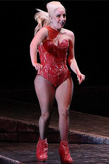 Curvy Lady Gaga