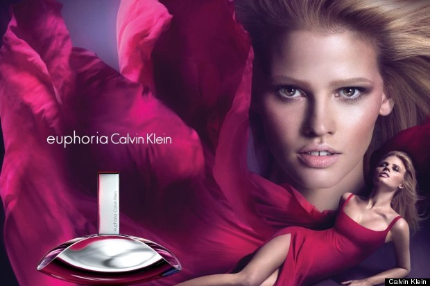 Lara Stone Is the Face of Calvin Klein