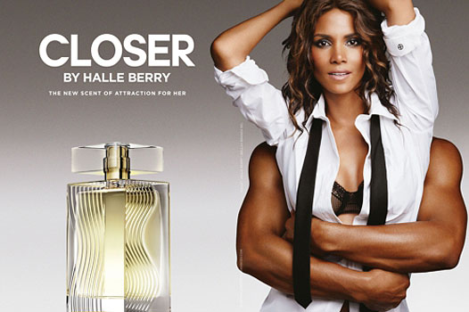 Halle Berry's Closer Fragrance
