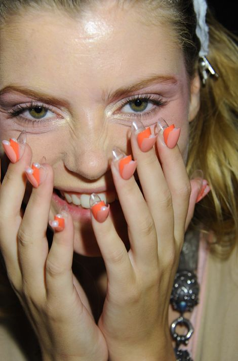 Oyster Manicure created by Diego Beinetti
