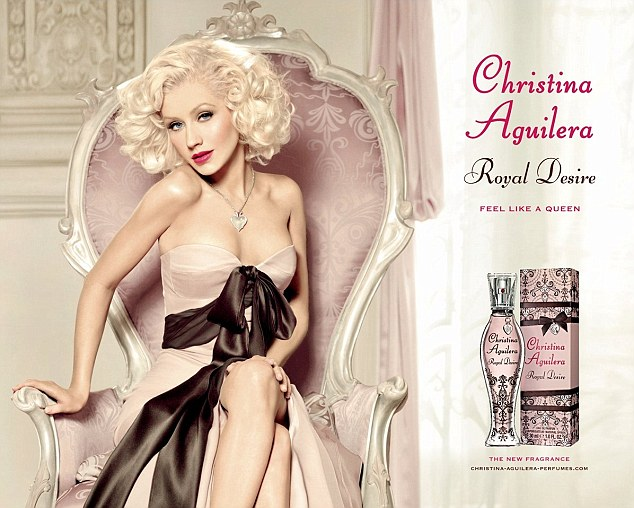 Christina Aguilera Is the Latest Photoshop Victim