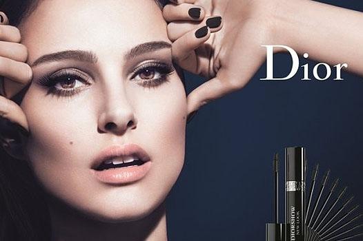 Natalie Portman Diorshow Ad