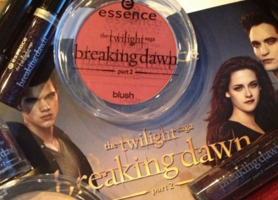 Twilight Inspired Makeup Collection by Essence