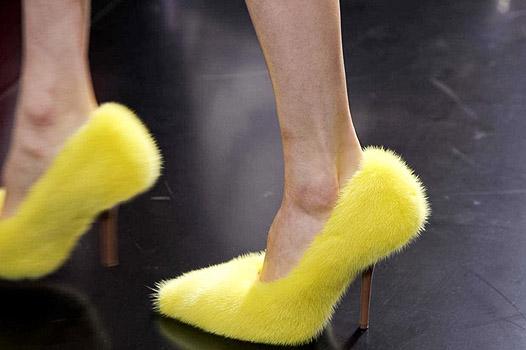 Furry Stilettos