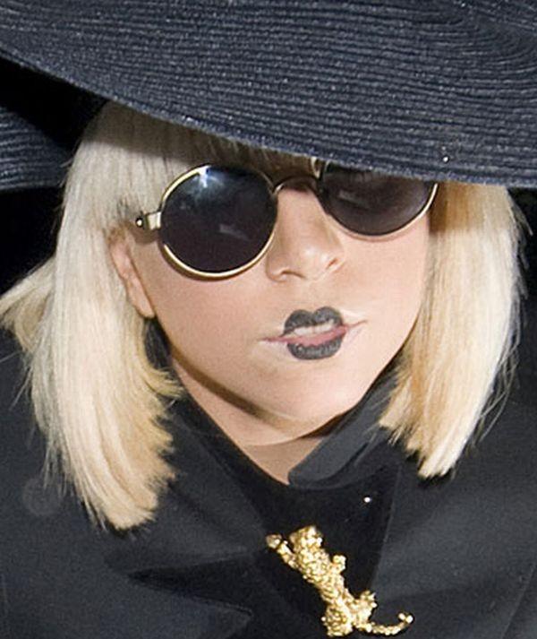 Lady Gaga's Makeup