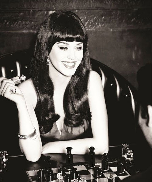 Katy Perry for GHD Hair Dryers