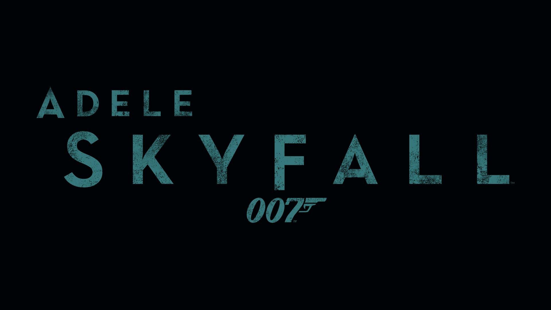 Skyfall Adele Lyrics